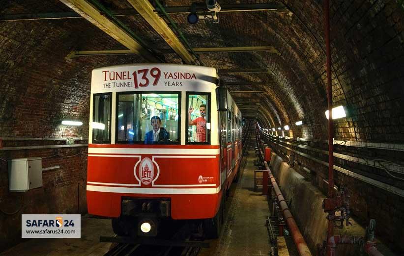 قدیمی ترین مترو جهان