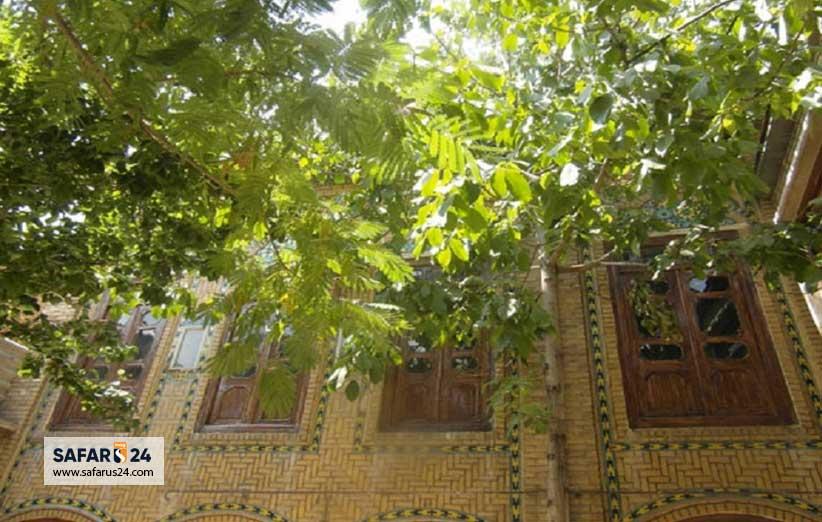 خانه پیشه وران مشهد