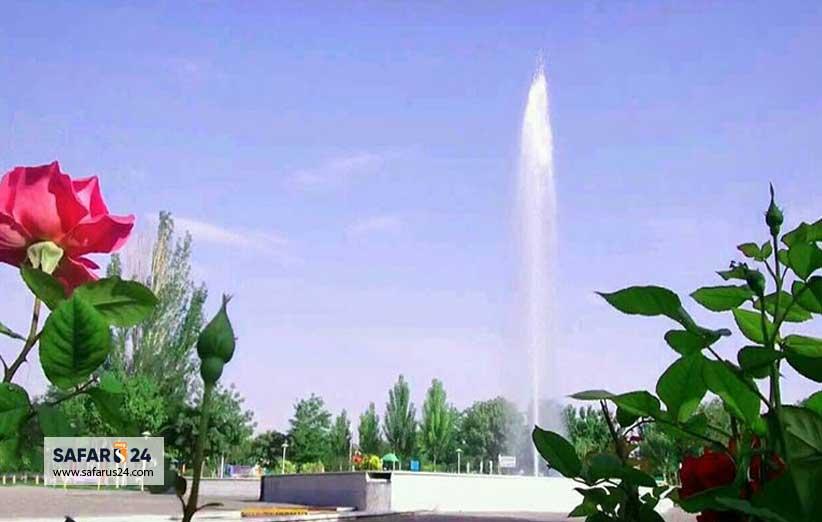 تلفن پارک بسیج مشهد