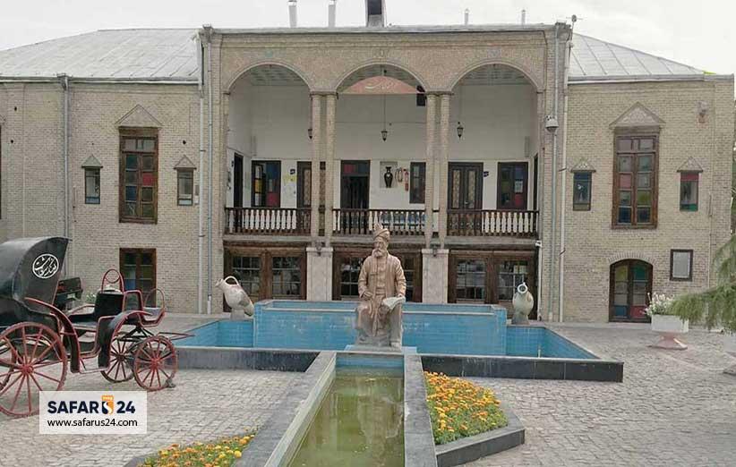 آشنایی با فرهنگسرای بهشت مشهد