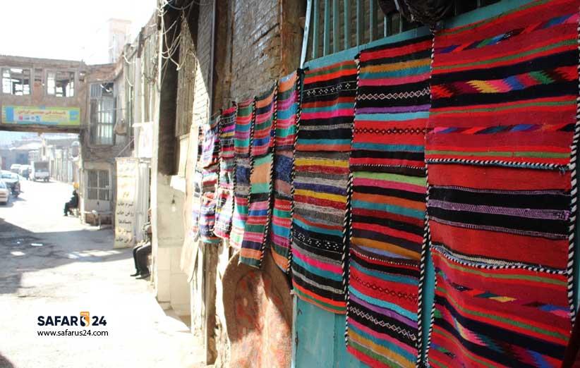 بازار عباسقلی خان