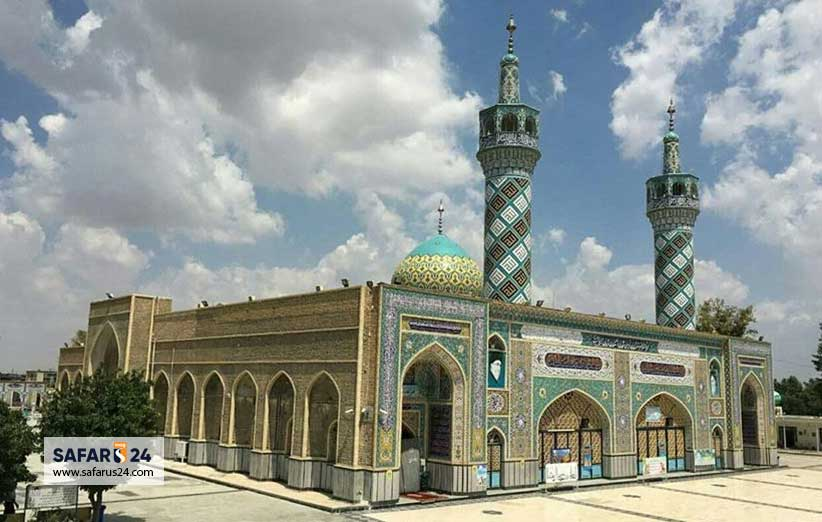 آدرس امامزاده یحیی مشهد