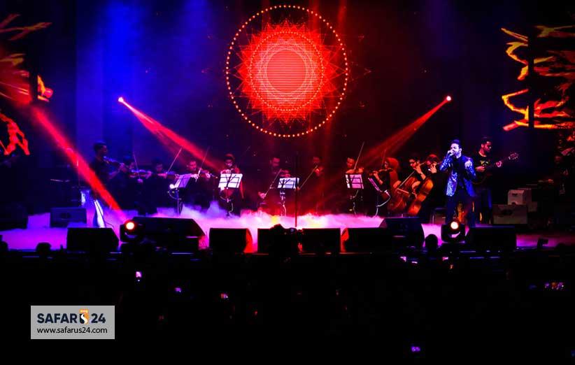 کنسرت های کیش ۱۴۰۰