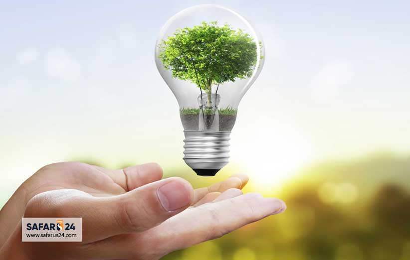 صرفه جویی در مصرف انرژی مراکز خرید