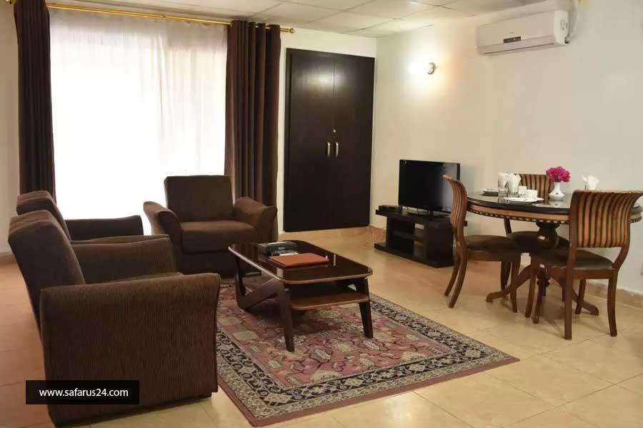 تور کیش از مشهد هتل آبادگران