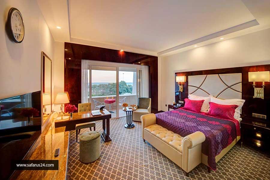 رزرو تور کیش از شیراز هتل ایران