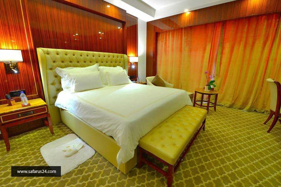 رزرو تور کیش از شیراز هتل داریوش