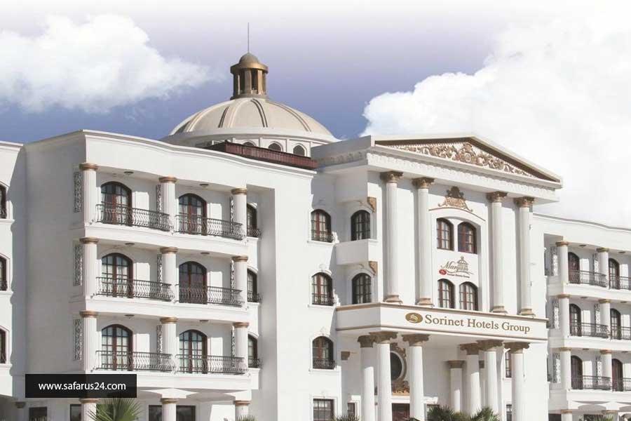 تور کیش از مشهد هتل سورینت مریم