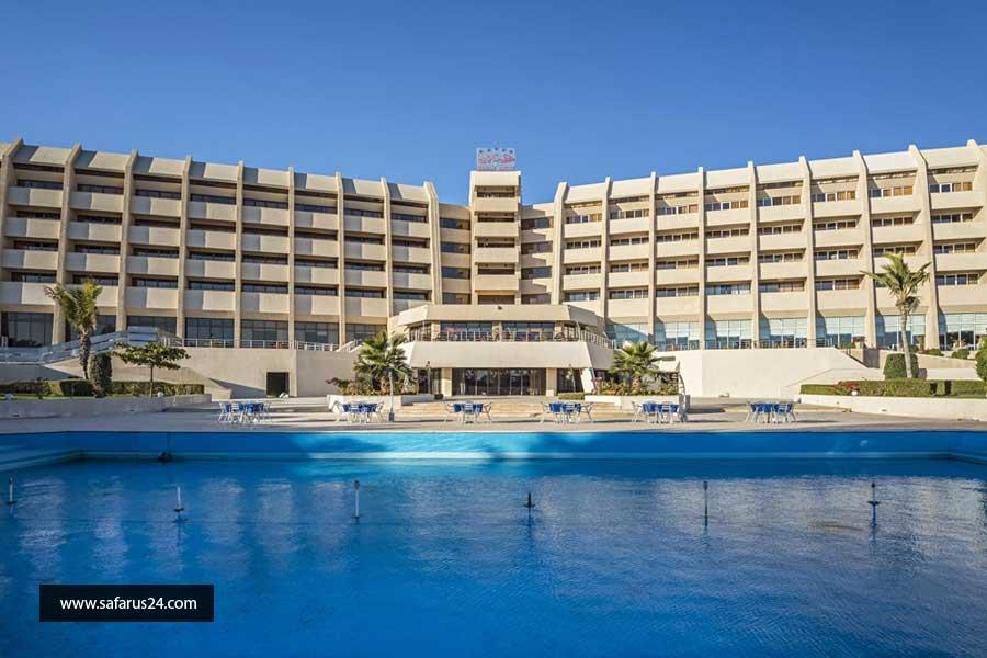 تور کیش از مشهد هتل شایان