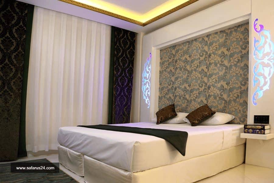 تور مشهد از تبریز هتل آپارتمان بشری