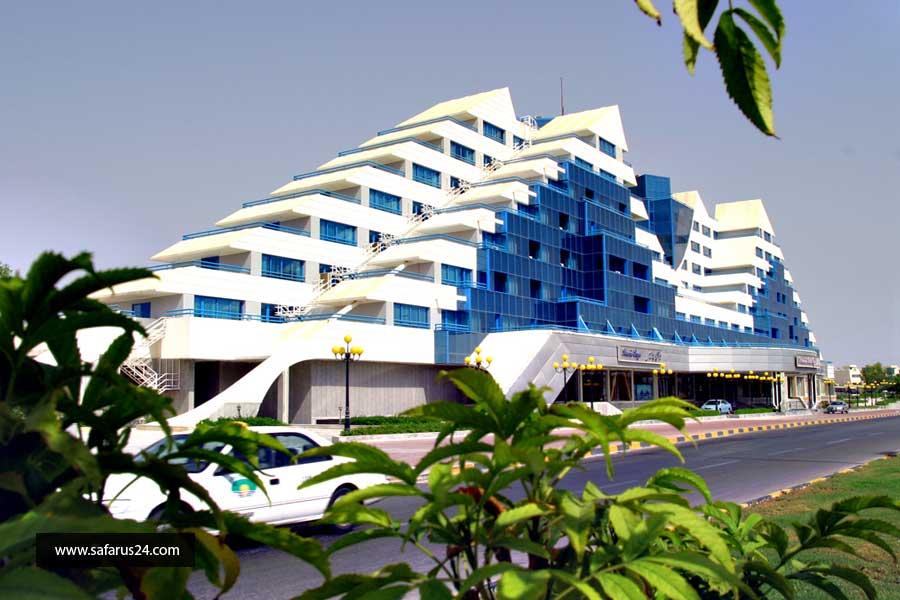 تور کیش از مشهد هتل پارمیس