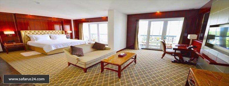 هتل داریوش مشهد