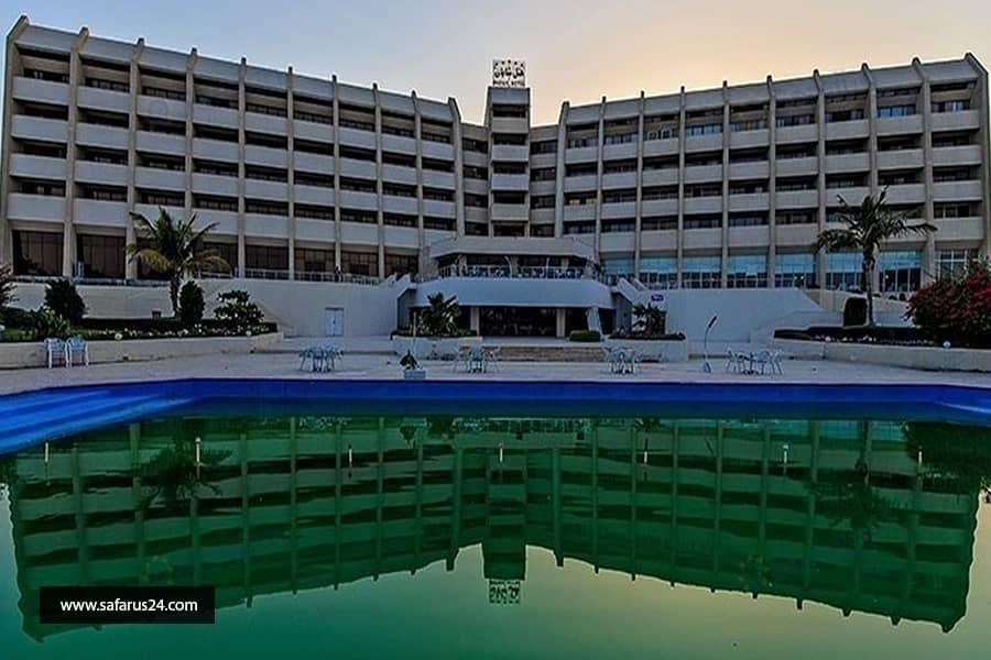 تور کیش از تبریز هتل شایان