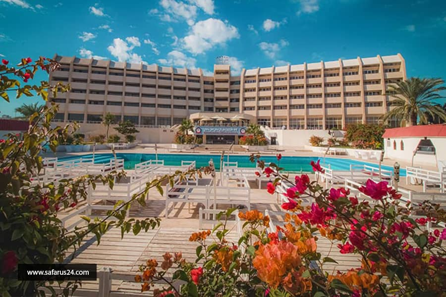 تور کیش از اصفهان هتل شایان