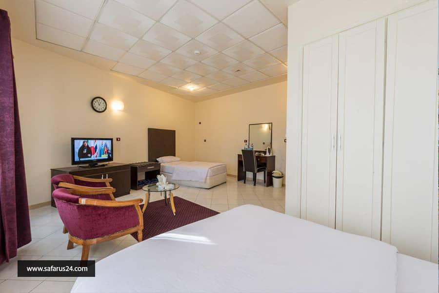 تور کیش از تبریز هتل جام جم