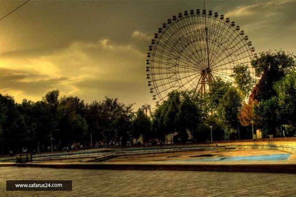 رزرو تور هوایی مشهد از تهران