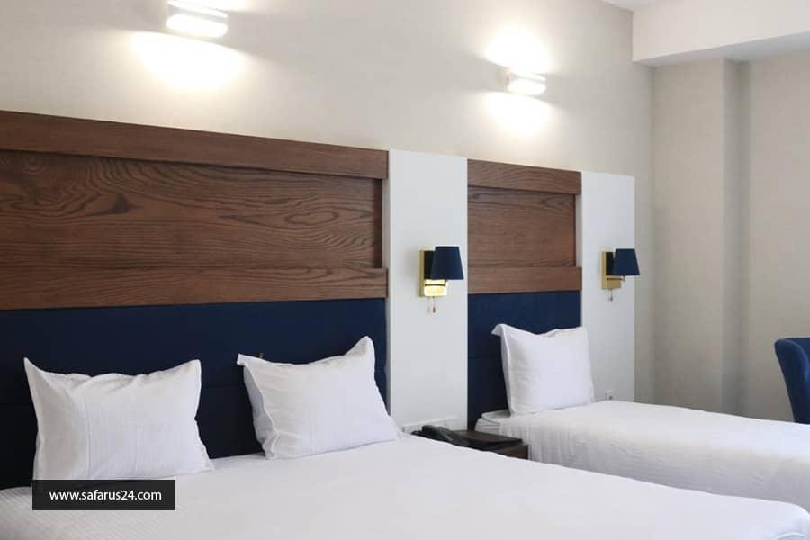 تور کیش از تبریز هتل آرامیس پلاس