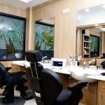 آرایشگاه هتل آپارتمان بشری مشهد