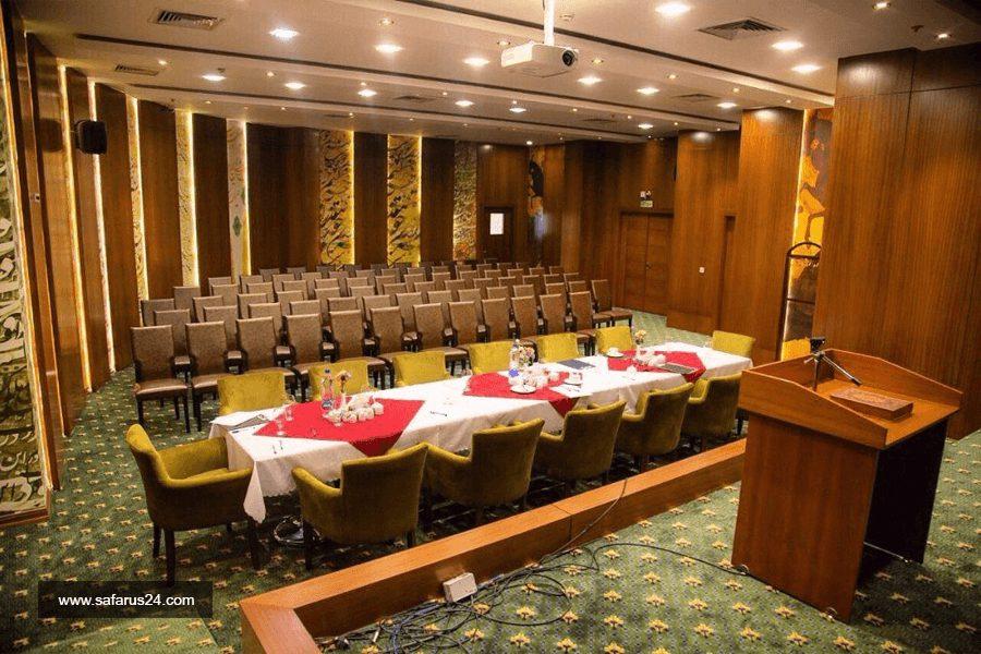 سالن کنفرانس هتل رفاه مشهد