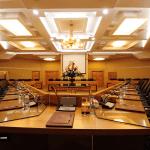 سالن کنفرانس هتل قصر طلایی مشهد