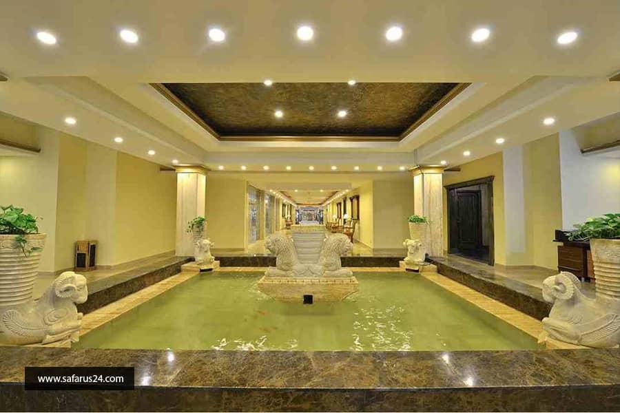 تور کیش هتل داریوش از تبریز