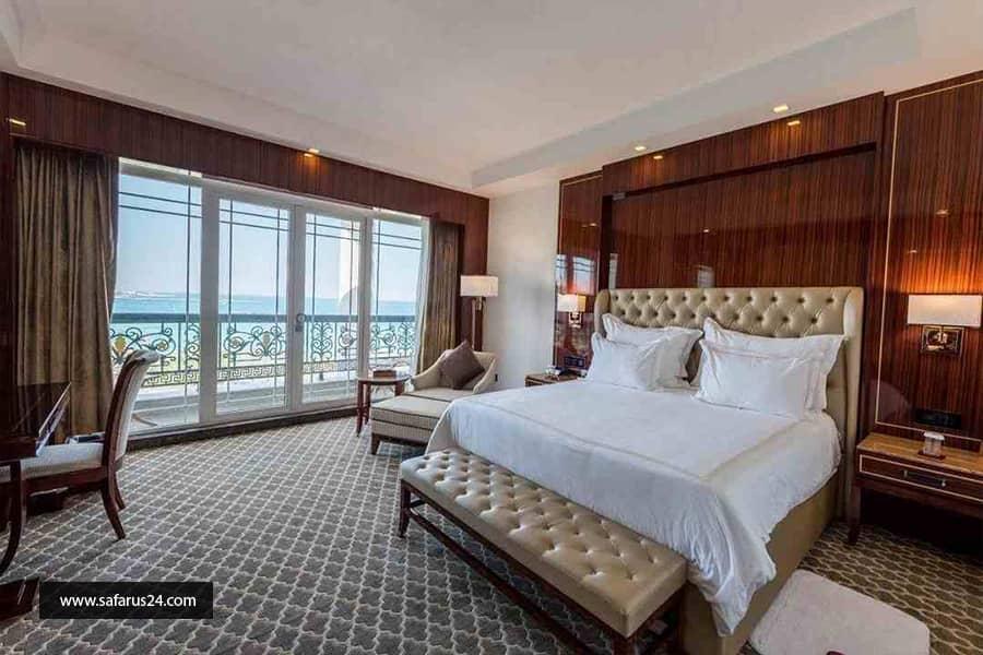 تور کیش از اصفهان هتل داریوش