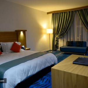 اتاق هتل بین المللی کیش