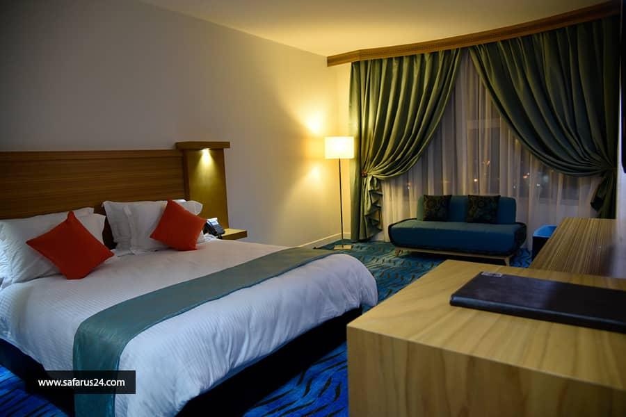 تور کیش از اصفهان در هتل بین المللی کیش