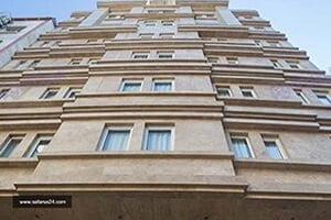 نما هتل ایران زمین مشهد