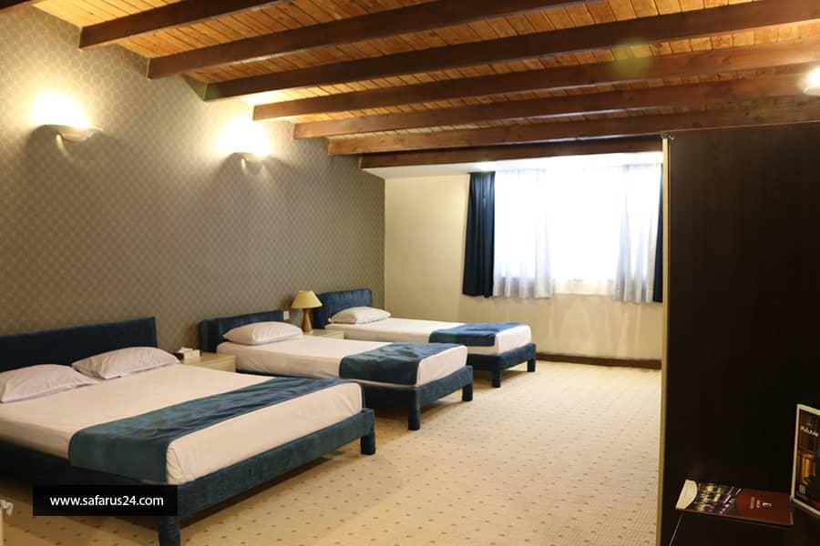 تور کیش از اصفهان هتل کوروش