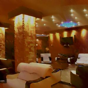 لابی هتل آپادانا مشهد