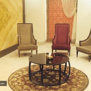 لابی هتل رویان قائم کیش