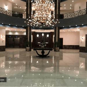 لابی هتل میراژ کیش