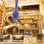 لابی هتل مجلل درویشی مشهد