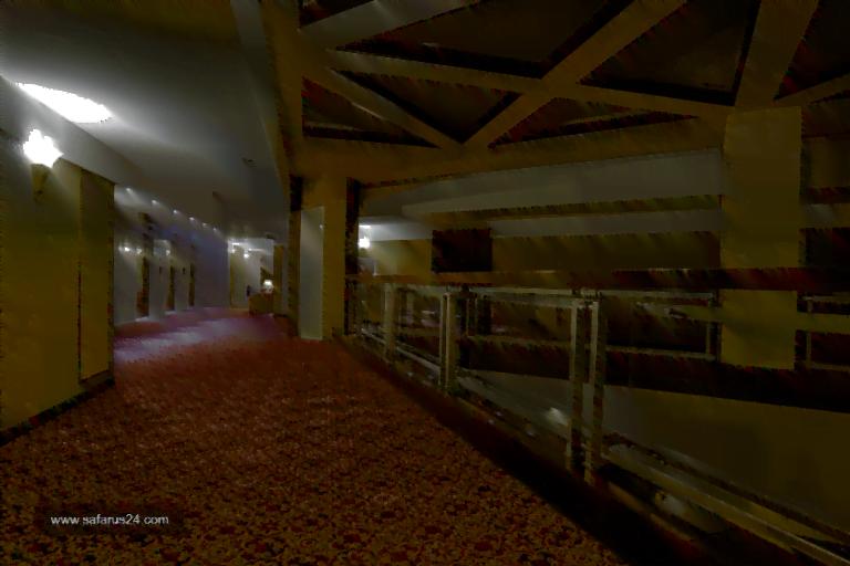 لابی هتل سی نور مشهد