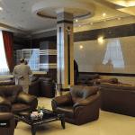 لابی هتل هلیا مشهد