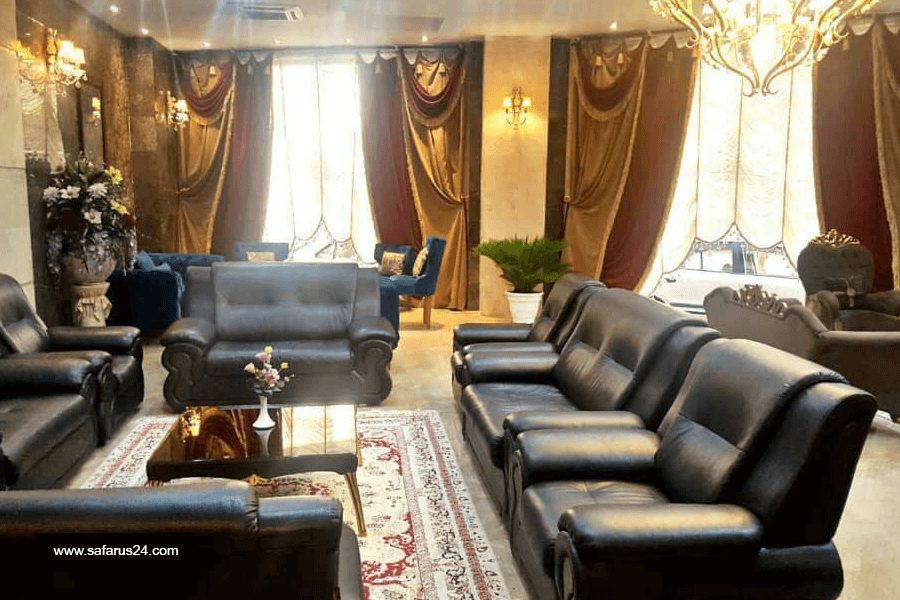 لابی هتل انقلاب مشهد