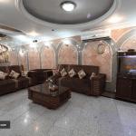 لابی هتل ادریس مشهد