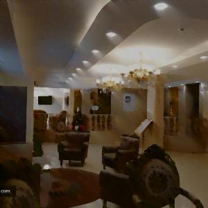 لابی هتل آبشار مشهد