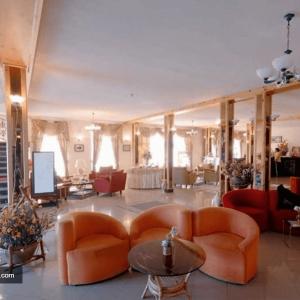 لابی هتل پارس نیک کیش