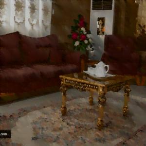 لابی هتل علمدار مشهد