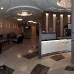 لابی هتل آراکس مشهد