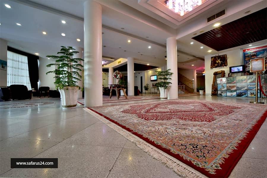 تور کیش از تهران هتل سارا