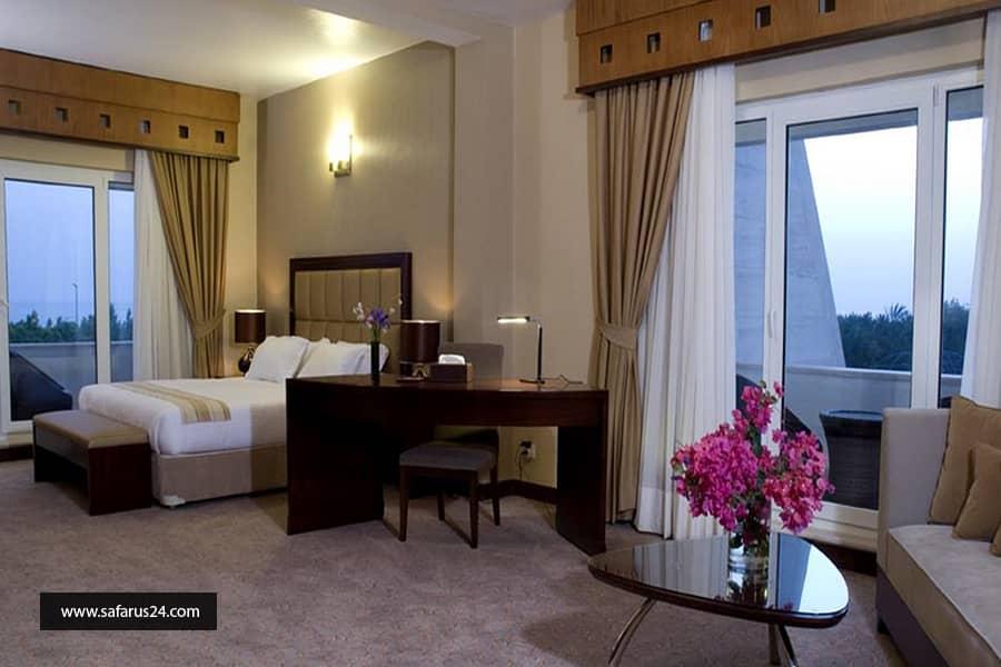 تور کیش از تبریز هتل مارینا پارک