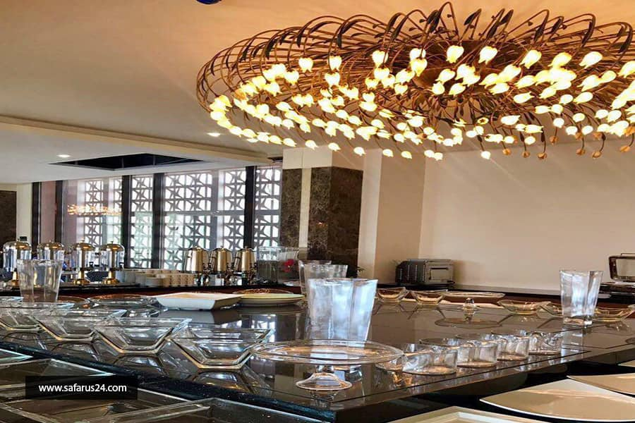 تور کیش از تبریز هتل میراژ