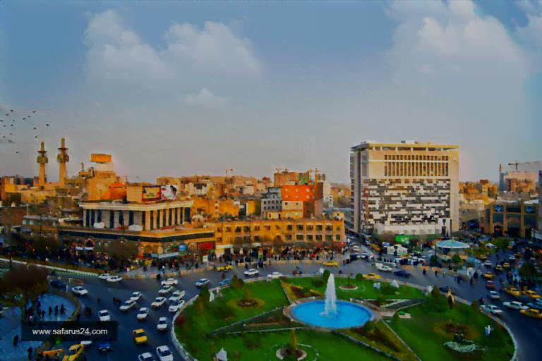 نما هتل اترک مشهد