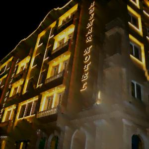 نما هتل آبشار مشهد