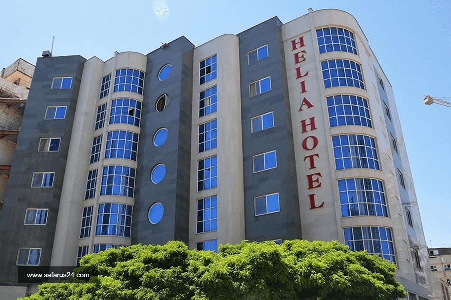 نما هتل هلیا مشهد