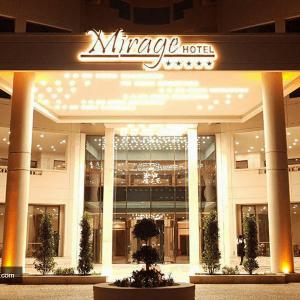 ورودی هتل میراژ کیش