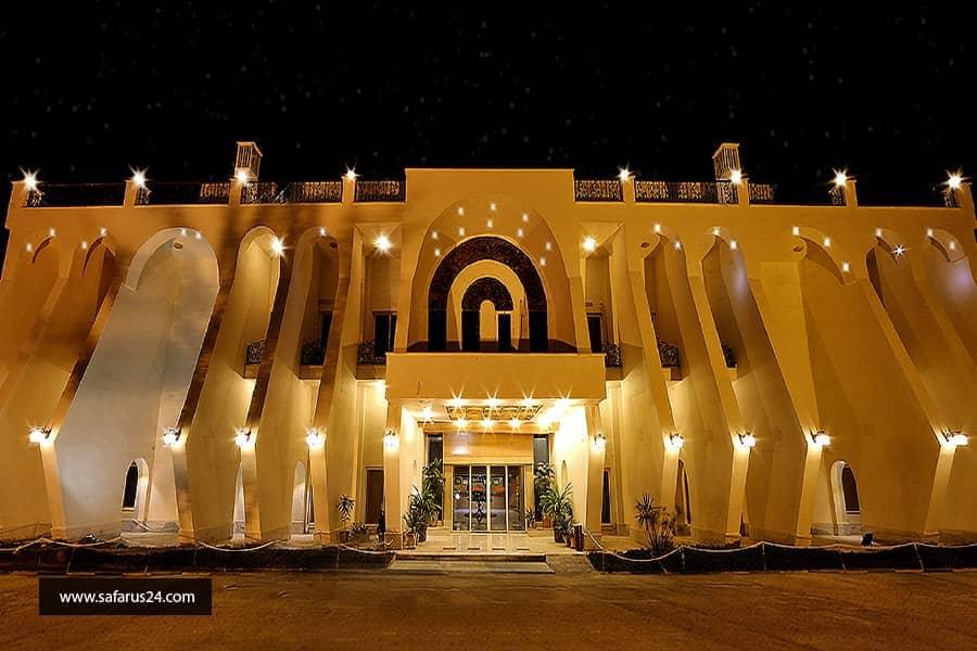 تور کیش از تبریز هتل آفتاب شرق
